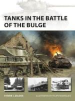 67067 - Zaloga-Rodriguez, S.J.-F. - New Vanguard 281: Tanks in the Battle of the Bulge