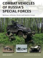 67068 - Galeotti-Hook, M.-A. - New Vanguard 282: Combat Vehicles of Russia's Special Forces. Spetsnaz, airborne, arctic and interior troops