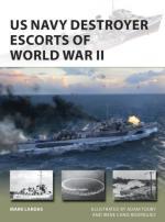 19325 - Lardas, M. - New Vanguard 289: US Navy Destroyer Escorts of World War II