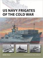68421 - Stille-Wright, M.-P. - New Vanguard 297: US Navy Frigates of the Cold War