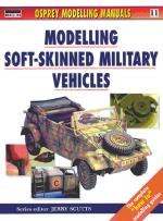 21626 - AAVV,  - Osprey Modelling Manuals 11: Modelling Soft-Skinned Military Vehicles