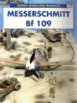 21632 - AAVV,  - Osprey Modelling Manuals 17: Messerschmitt Bf 109