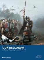 52394 - Mersey-Cabrera Pena, D.-J.D. - Osprey Wargames 001: Dux Bellorum - Arthurian Wargame Rules AD 367-793