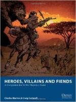 54586 - Cartmell-Esnard Lascombe, C.-F. - Osprey Wargames 003A: Heroes, Villains and Fiends. A Companion for In Her Majesty's Name