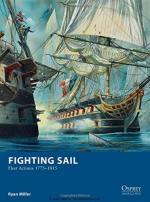 57392 - Miller-Dennis, R.-P. - Osprey Wargames 009: Fighting Sail. Fleet Actions 1775-1815