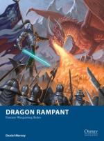 58855 - Mersey, D. - Osprey Wargames 013: Dragon Rampant. Fantasy Wargaming Rules