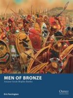 65779 - Farrington, E. - Osprey Wargames 024: Men of Bronze. Ancient Greek Hoplite Battles