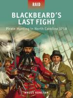 53608 - Konstam-Stacey, A.-M. - Raid 037: Blackbeard's Last Fight - Pirate Hunting in North Carolina 1718