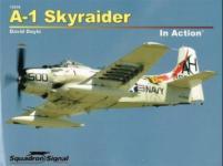 63400 - Sullivan-Greer, J.-D. - Aircraft in Action 246: A-1 Skyraider