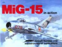 18876 - Stapfer, H.H. - Aircraft in Action 116: MiG-15