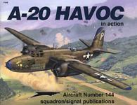 35165 - Mesko, J. - Aircraft in Action 144: A-20 Havoc