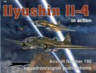 28473 - Stapfer, H.H. - Aircraft in Action 192: Ilyushin Il-4