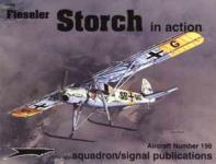 32629 - Campbell-Greer, J.-D. - Aircraft in Action 198: Fieseler Storch