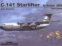 41950 - Burford, J. - Aircraft in Action 215: C-141 Starlifter (Color Series)