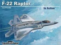50467 - Drendel, L. - Aircraft in Action 223: F-22 Raptor