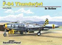50466 - Davis, L. - Aircraft in Action 224: F-84 Thunderjet
