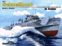 55164 - Krakow, D.L. - Warship in Action 035: Schnellboot