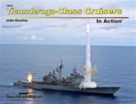 62555 - Gourley, J. - Warship in Action 038: Ticonderoga-Class Cruisers