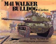 18629 - Mesko-Greer-Manley, J.-D.-P. - Armor in Action 029: M-41 Walker Bulldog