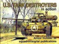 21186 - Mesko, J. - Armor in Action 036: US Tank Destroyers