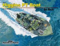 51963 - Doyle, D. - On Deck 008: Higgins PT Boat (Color Series)