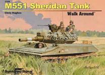 53103 - Hughes, C. - Armor Walk Around 026: M551 Sheridan Tank