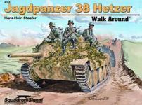53104 - Stapfer, H.H. - Armor Walk Around 027: Jagdpanzer 38 Hetzer