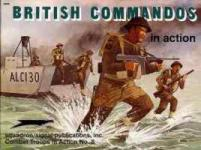 15988 - Thompson, L. - Combat Troop in Action 008: British Commandos