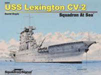 54091 - Doyle, D. - Squadron at sea 005: USS Lexington CV-2