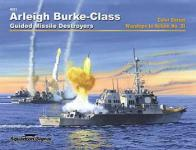 38693 - Gourley, J. - Warship in Action 031: Arleigh Burke-Class Guided Missile Destroyers (Color Series)