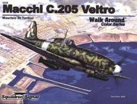 40808 - Di Terlizzi, M. - Walk Around 058: Macchi C.205 Veltro (Color Series)
