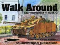 22012 - Cockle, T. - Armor Walk Around 002: Sturmgeschuetz III