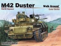 39739 - Hayward, M. - Armor Walk Around 005: M42 Duster (Color Series)
