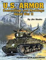 32628 - Mesko, J. - US Armor. Camouflage and Markings WWII