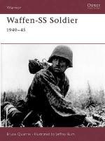 21358 - Quarrie-Burn, B.-J. - Warrior 002: Waffen-SS Soldier 1940-45