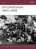 21140 - Pegler-Hook, M.-C. - Warrior 004: US Cavalryman 1865-1890