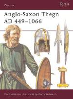 15372 - Harrison-Embleton, M.-G. - Warrior 005: Anglo-Saxon Thegn 449-1066 AD