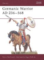 17496 - MacDowall-McBride, S.-A. - Warrior 017: Germanic Warrior 236-568 AD