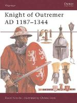 18344 - Nicolle-Hook, D.-C. - Warrior 018: Knight of Outremer 1187-1344 AD