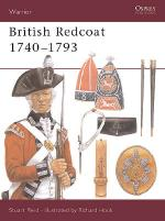 15998 - Reid-Hook, S.-R. - Warrior 019: British Redcoat 1740-1793