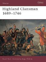 17920 - Reid-McBride, S.-A. - Warrior 021: Highland Clansman 1689-1746