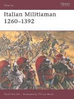18217 - Nicolle-Hook, D.-C. - Warrior 025: Italian Militiaman 1260-1392