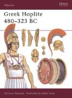 17633 - Sekunda-Hook, N.-A. - Warrior 027: Greek Hoplite 480-323 BC