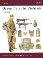 22551 - Rottman-Lyles, G.-K. - Warrior 028: Green Beret in Vietnam. 1957-1973