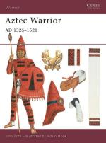 15649 - Pohl-Hook, J.-A. - Warrior 032: Aztec Warrior. AD 1325-1521