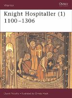 21610 - Nicolle-Hook, D.-C. - Warrior 033: Knight Hospitaller (1) 1100-1306