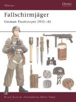 21786 - Quarrie-Vuksic, B.-V. - Warrior 038: Fallschirmjaeger. German Paratrooper 1935-45