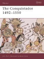 22607 - Pohl-Hook, J.-A. - Warrior 040: Conquistador. 1492-1550