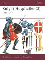 22564 - Nicolle-Hook, D.-C. - Warrior 041: Knight Hospitaller (2) 1306-1565
