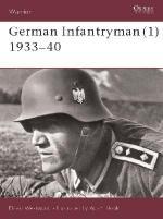 23992 - Westwood-Hook, D.-A. - Warrior 059: German Infantryman (1) 1933-40